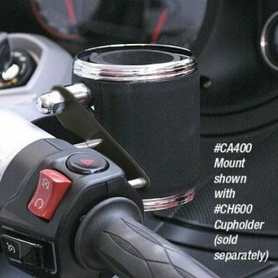 Cupholder Mount for 2010 & Newer Can-Am RT, ST, & F3 Models