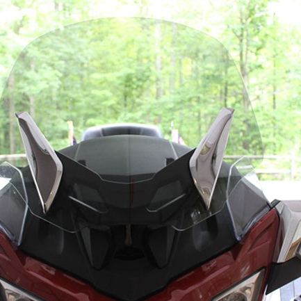 Sport Wide Windshield for Spyder RT/RTS