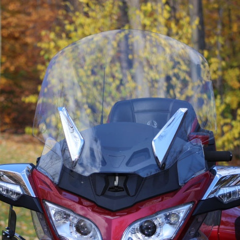 Spyder RT Plus 3 Wide Clear Windshield for your RT