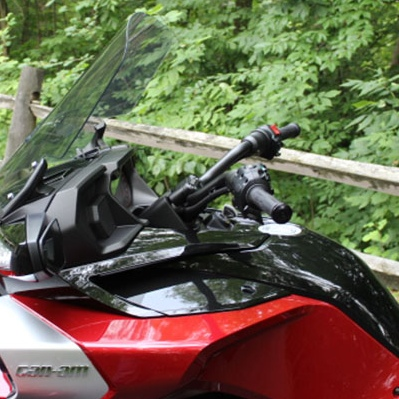Windshield for Spyder F3-Touring or Limited