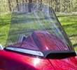 "DEMO #177 HDRG 15"" Clear Recurve windshield for 2014 models and newer"