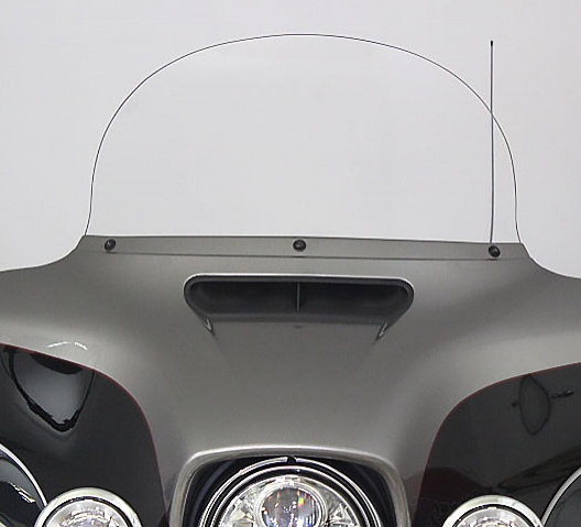 Demo Windshield for HD 2014 and Newer Ultra Classic/Street Glide