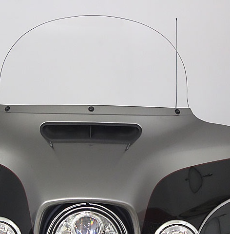 Recurve Windshield for Ultra Classic®/Street Glide® 2014-2018