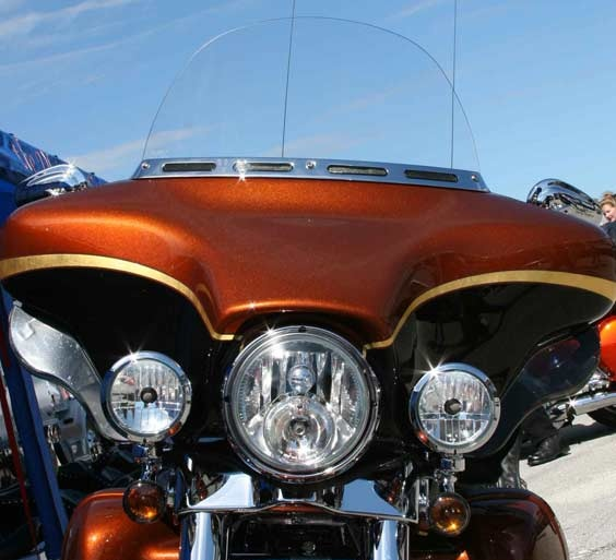 Windshield for Harley Davidson Ultra Classic/Street Glide