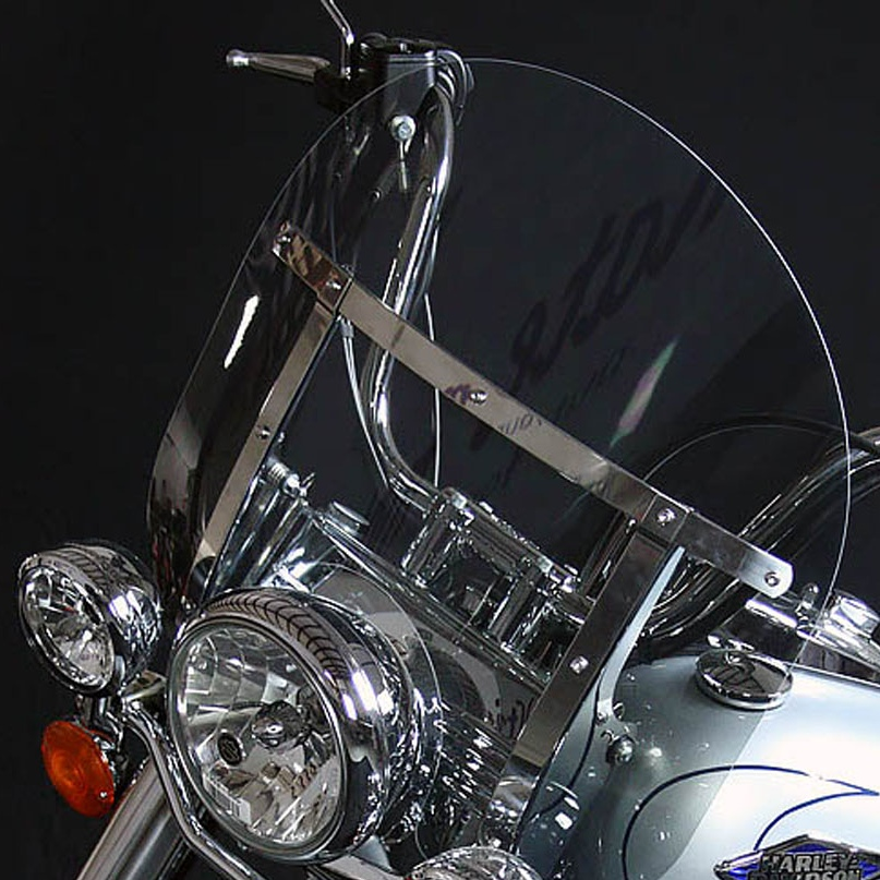 "Windshield for HD Softail 13.5"" Tint"