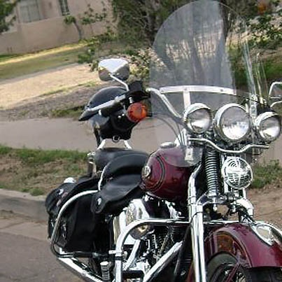 Windshield for Softail Springer Compact®