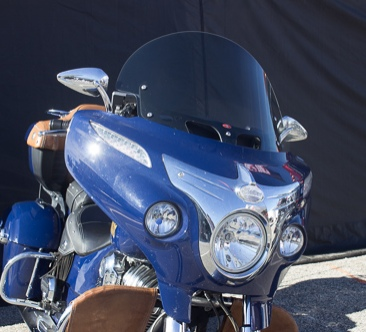 Demo #75 Indian Chieftain/Roadmaster 16-Clear Wide