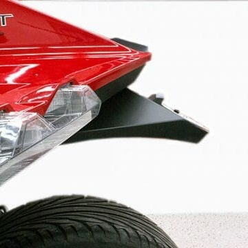 Polaris Slingshot Rear Fender