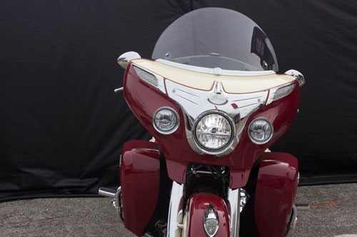 Windshield for Chieftain / Roadmaster