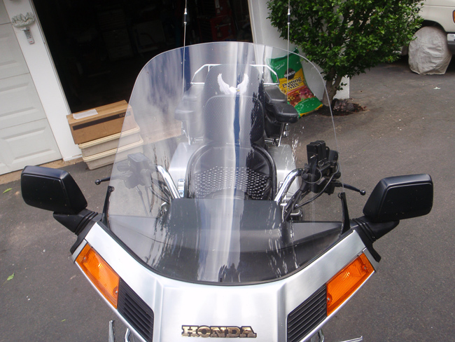 Windshields for GL 1200 Gold Wing