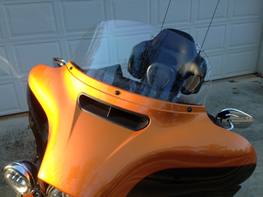 Recurve Windshield for Ultra Classic®/Street Glide® 2014-2020